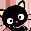 apollymi: Chococat waving, no text (Sanrio**Chococat: Yo)