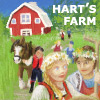 ysabetwordsmith: Family and horse in front of barn (Hart's Farm)
