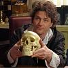 violsva: Geoffrey Tennant, offering a skull (have a skull)