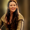 nocowardsoul: Kahlan flashing a smile ([lots] kahlan)