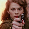 musesfool: Peggy Carter is gunning for you (your heart is a weapon)
