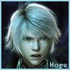 tyger: Hope, glaring.  Text: Hope (Hope - angryface)