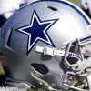 james: side view of Dallas Cowboys football helmet (Default)