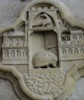 oursin: hedgehog carving from Amiens cathedral (Amiens hedgehog)