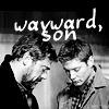 whreflections: (wayward son)