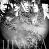 outofmymind: cover of luna sea with band and logo in fade (luna sea)