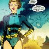 radioactivepiss: Black Canary (in Birds of Prey) with hand on hip ([Black Canary] tall)