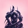 radioactivepiss: Cassandra Cain in costume wielding batarangs ([Batgirl] edge)