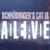 elmey: Schrodinger Cat graphic (Schrodinger)