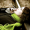 ext_446384: (smoking girl with green scarf)
