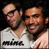tiferet: Sylar hugging Mohinder (well, Zach hugging Sendhil) (mine mine mine)