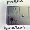 kiki_miserychic: press button. receive bacon. on hand dryer. (press button. receive bacon.)