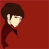 avendya: Mai from AtLA on a red background (AtLA - Mai (red background))
