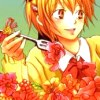 detectivedingly: (So happy I'm eating flowers)