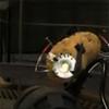 potatoedingly: GLaDOS, in a potato, on the portal gun (Default)