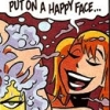 intrigueing: (harley quinn wants you to put on a happy)