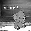 aperfectending: (Giggle Elephant)