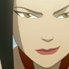 whitelotusmods: Azula from Avatar: TLA airbender smiling (Azula smiling)