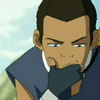 whitelotusmods: Sokka from Avatar looking serious (Sokka serious)
