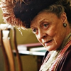st_aurafina: Dame Maggie Smith in a fabulous hat (Downton Abbey: Cousin Violet)
