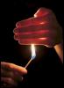 flameseneschal: ([to light a candle.])
