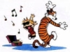 sirriamnis: Calvin and Hobbes Music (Default)