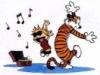 sirriamnis: Calvin and Hobbes Music (Happy, Music)