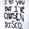 thegorgon: Graffiti: I love you but I've chosen disco. (a:tla)