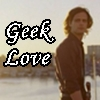 "jumpuphigh: Dr. Spencer Reid with text ""Geek Love"" (geeklove)"