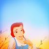 forked: (Belle)