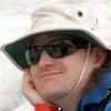 crazyscot: Me looking content, on a glacier (glacier2014)