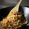 kitchenklutz: (pad thai stirfry)