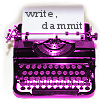 agilebrit: (Write Dammit)