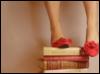 myrakel: (feet on books)