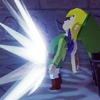 zelfies: (BEHOLD THE LIGHT OF THE HERO)