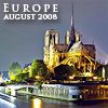 scrollgirl: notre dame at night; text: europe august 2008 (misc all things philosophical)