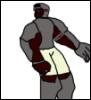 halialkers: Victor in semi-profile position, civilian mode. (Victor)