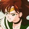 loffyglu: Sailor Jupiter from Sailor Moon looking angry. (Angry Jupiter)