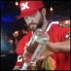 purloinedkitten: (Hockey - Bollig - pourin some drinks) (Default)