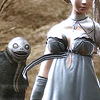 blumelon: nier (emil checking out dat ass)