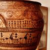 adair: Large Greek pot with horses (Greek pot)