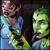 fai_dust: marvel comics: NewXMenII - issue #21 (marvel: .anole, marvel: nxII #21 - megan&vic)