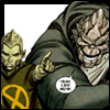 fai_dust: marvel comics: NewMutantsII - issue #01 (marvel: .rockslide, marvel: nmIII #01- Santo&Vic)