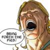 hotfoot: THOR DEMANDS PIE! (Pie, CIFTW, Thor) (Default)