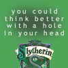 akashasheiress: (slytherin)