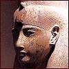 vaalea: Statue of Mut, seeming calm or perhaps contemplative. (Kemet ~ Mut)
