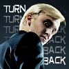 kerravonsen: Draco Malfoy: Turn back (turn-back, Draco, Draco-turn-back)
