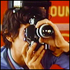 highlander_ii: Johnny Gage from Emergency! with a camera in front of his face ([E!] Johnny takin' pictures)