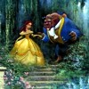 onceamy: Illustrated Disney version of the fairy tale. (Beauty-and-the-Beast-1)