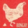 raze: image from a vintage chickenshit bingo card (bingo)
